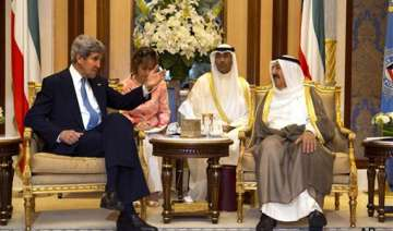 kerry urgent progress is needed on mideast peace...