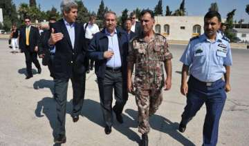 kerry meets palestinian negotiator about talks -...