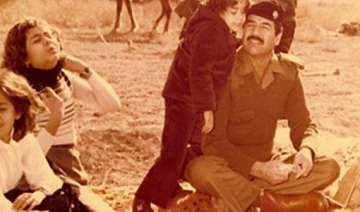 know more about saddam hussain s personal life in...