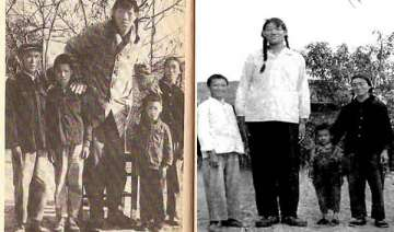 know more about the world s tallest woman zeng...