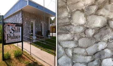 know more about the salt palace of grand saline...