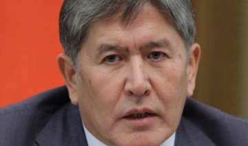 kyrgyzstan swears in new president - India TV