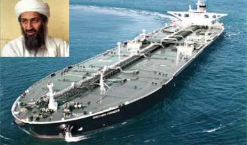 laden was planning to hijack blow up oil tankers...