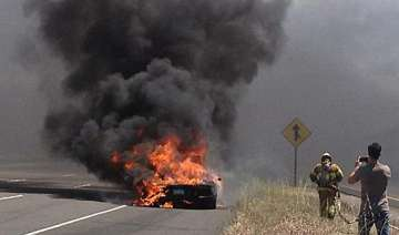 lamborghini catches fire on test drive in us -...