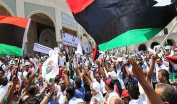 libyan protesters storm islamist offices - India...