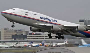 malaysian airline mh370 may have crashed near...