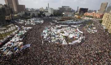 major protest sites of the world cairo s tahrir...