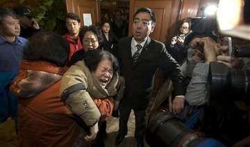 malaysia airlines to take families to recovery...