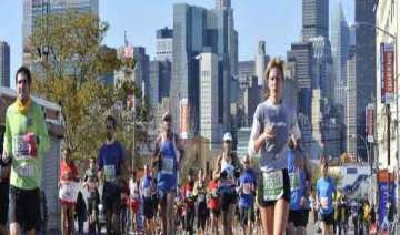 nyc marathon returns after boston attack - India...