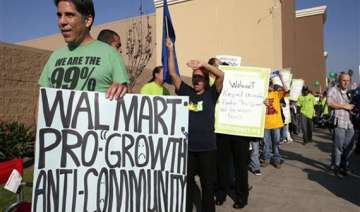 nationwide protests against wal mart across us -...
