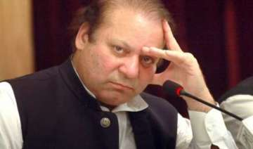 nazwaz sharif not too happy with reception during...