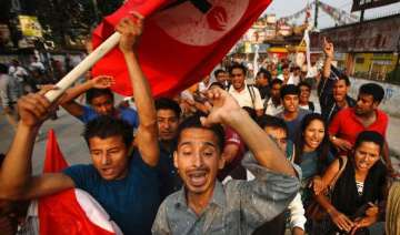 nepali congress to protest against move to...