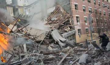 2 nyc buildings collapse 2 dead others missing -...