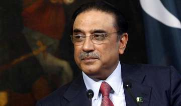 no action against zardari as long as he holds...