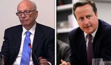 no deal with murdoch insists cameron - India TV