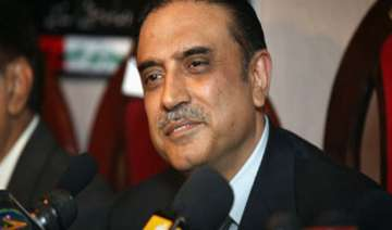no more packing up of the parliament says zardari...