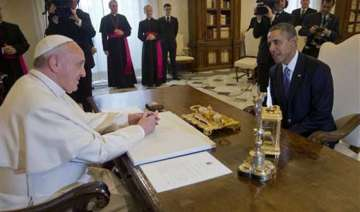 obama tells pope francis he is a great admirer -...