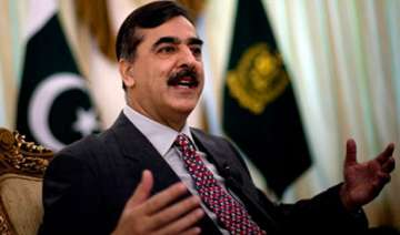 only answerable to pak parliament gilani - India...