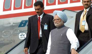 pm gets red carpet welcome in ethiopia - India TV