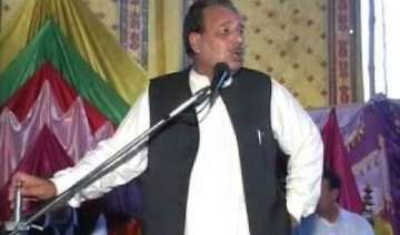 ppp politician elected pok prime minister - India...