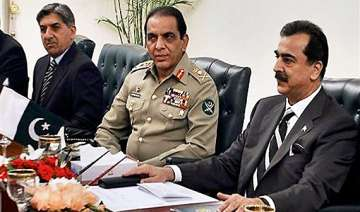 pak army chief gen kayani demands gilani should...