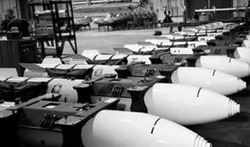 pak nuclear stockpile to touch 200 in a decade...