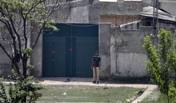 pak owner of bin laden mansion aided him - India...