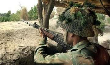 pak violates ceasefire fires on indian positions...