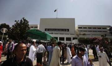 pakistan national assembly to elect speaker...