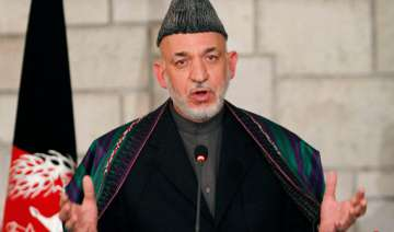 pakistan should talk more with afghanistan karzai...