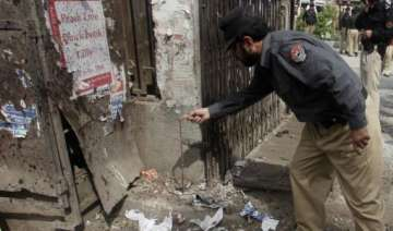 pakistani leader among 29 killed in suicide...
