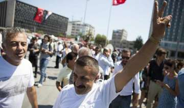 park at the centre of turkish protests reopened -...