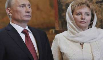 president putin wife announce divorce - India TV