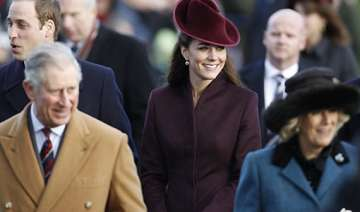 prince philip in hospital as royals mark...