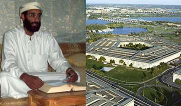 radical imam al awlaki lunched at pentagon months...