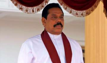 rajapaksa in uk row over human rights - India TV