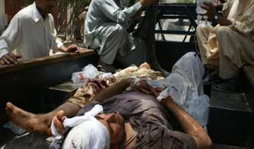 13 killed in suicide attack in southwest pakistan...