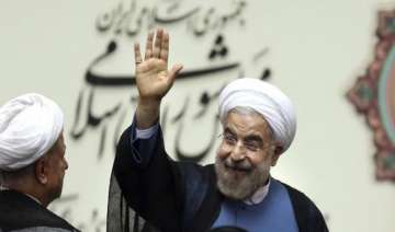 rouhani vows support for assad - India TV
