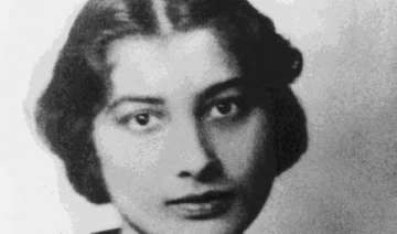 royal mail issues stamp of ww ii heroine noor...