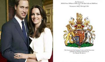royal wedding the order of service in full -...