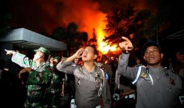 security forces regain control of indonesia...