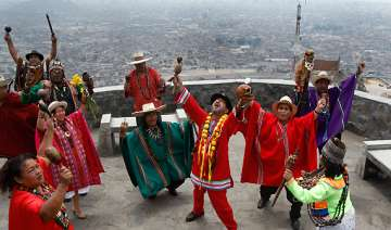 shamans in peru say world will not end in 2012 -...
