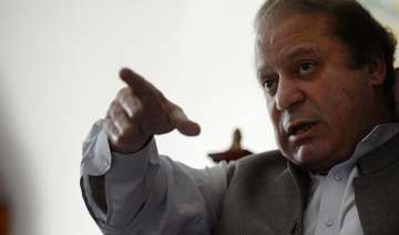 sharif condemns us drone strikes - India TV