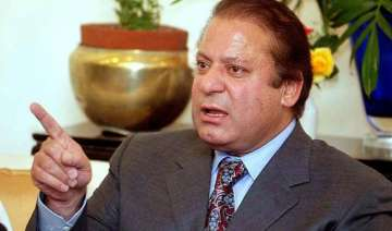 sharif wants to launch long march to demand early...