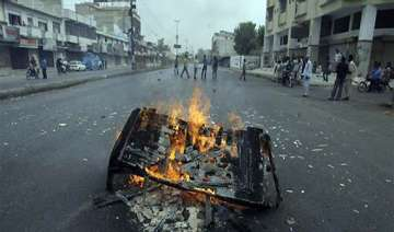 shoot at sight orders in karachi 88 dead - India...