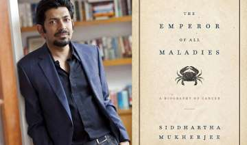 siddhartha mukherjee wins guardian first book...