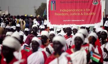 south sudan becomes world s newest nation on...