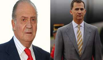 spain s new king felipe vi to assign duties to...