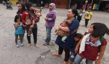 strong earthquake shakes indonesia - India TV