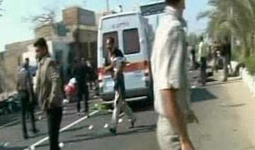 suicide bomber shot dead in iran - India TV